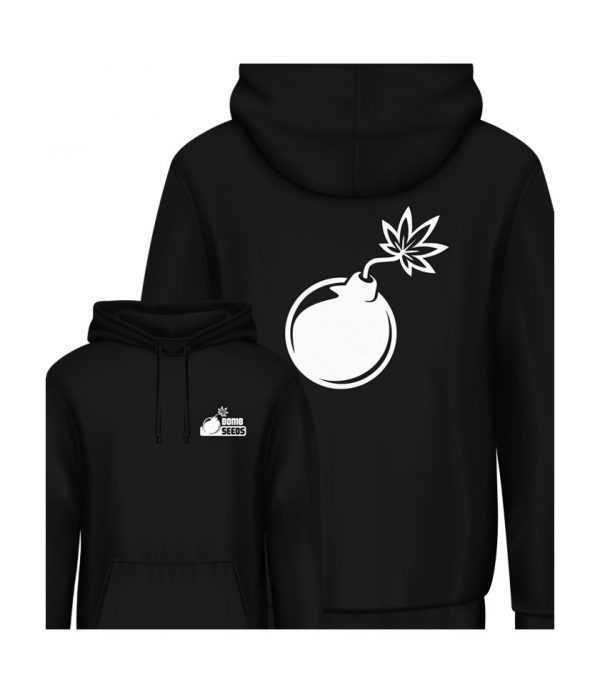 Bomb Seeds Black Hoodie